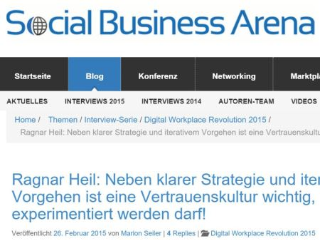 social business arena